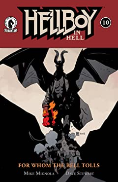Hellboy in Hell #10