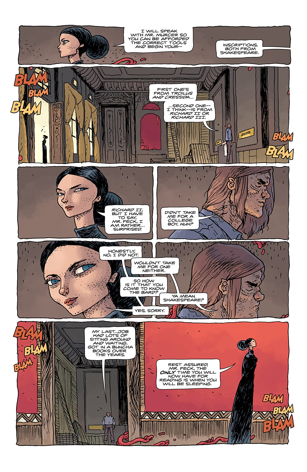 House of Penance #3