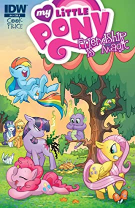 My Little Pony: Friendship Is Magic #4