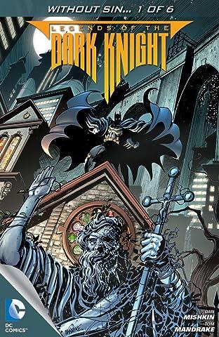Legends of the Dark Knight (2012-2015) #42
