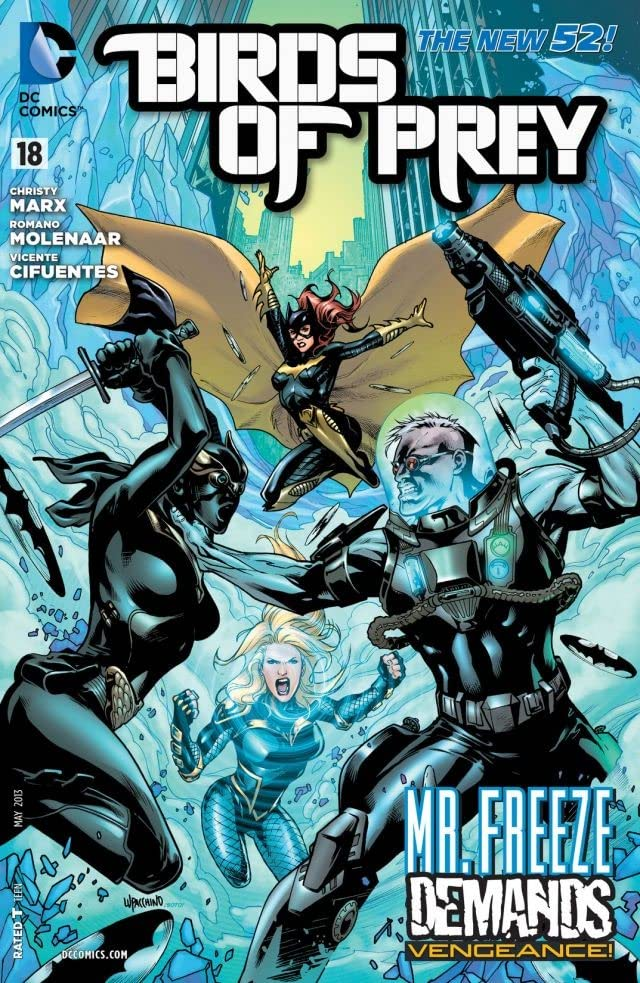 Birds of Prey (2011-2014) #18