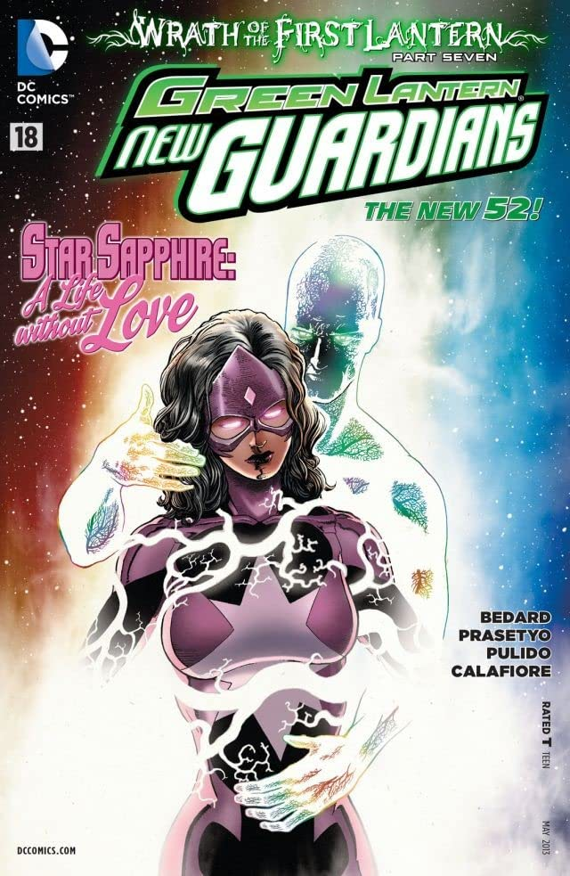Green Lantern: New Guardians (2011-2015) #18