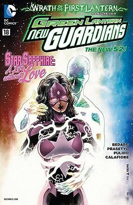 Green Lantern: New Guardians (2011-2015) #18