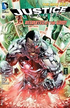 Justice League (2011-2016) #18