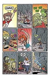 Plants vs. Zombies: Boom Boom Mushroom #12