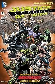 Justice League of America (2013-2015) #2