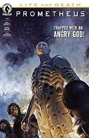 Prometheus: Life and Death #1