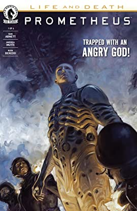 Prometheus: Life and Death #1