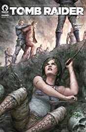Tomb Raider (2016) #5