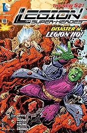 Legion of Super-Heroes (2011-2013) #18