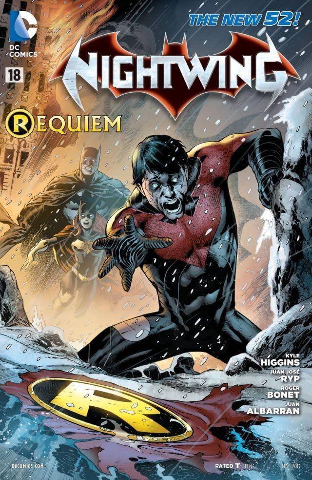 Nightwing (2011-2014) #18
