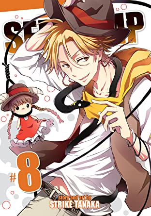 SerVamp Vol. 8