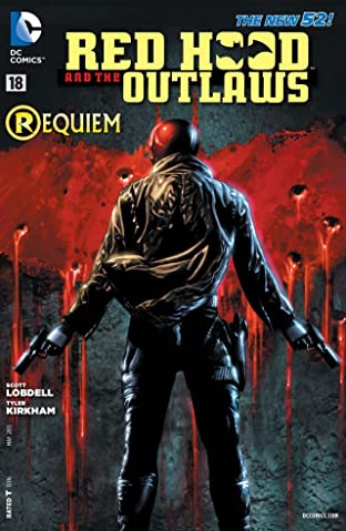 Red Hood and the Outlaws (2011-2015) #18
