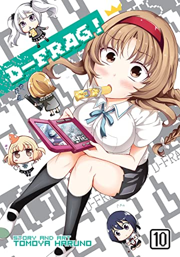 D-Frag! Vol. 10