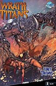 Wrath of the Titans: Force of Trojans #2