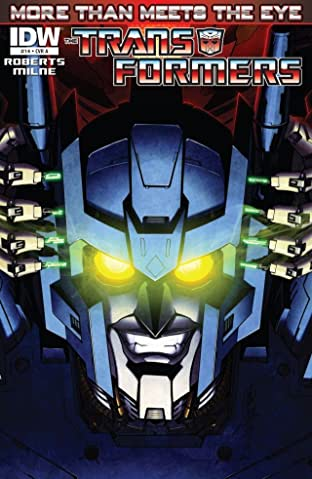Transformers: More Than Meets the Eye (2011-2016) #14