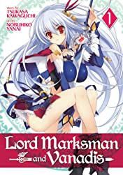 Lord Marksman and Vanadis Vol. 1