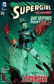 Supergirl (2011-2015) #18