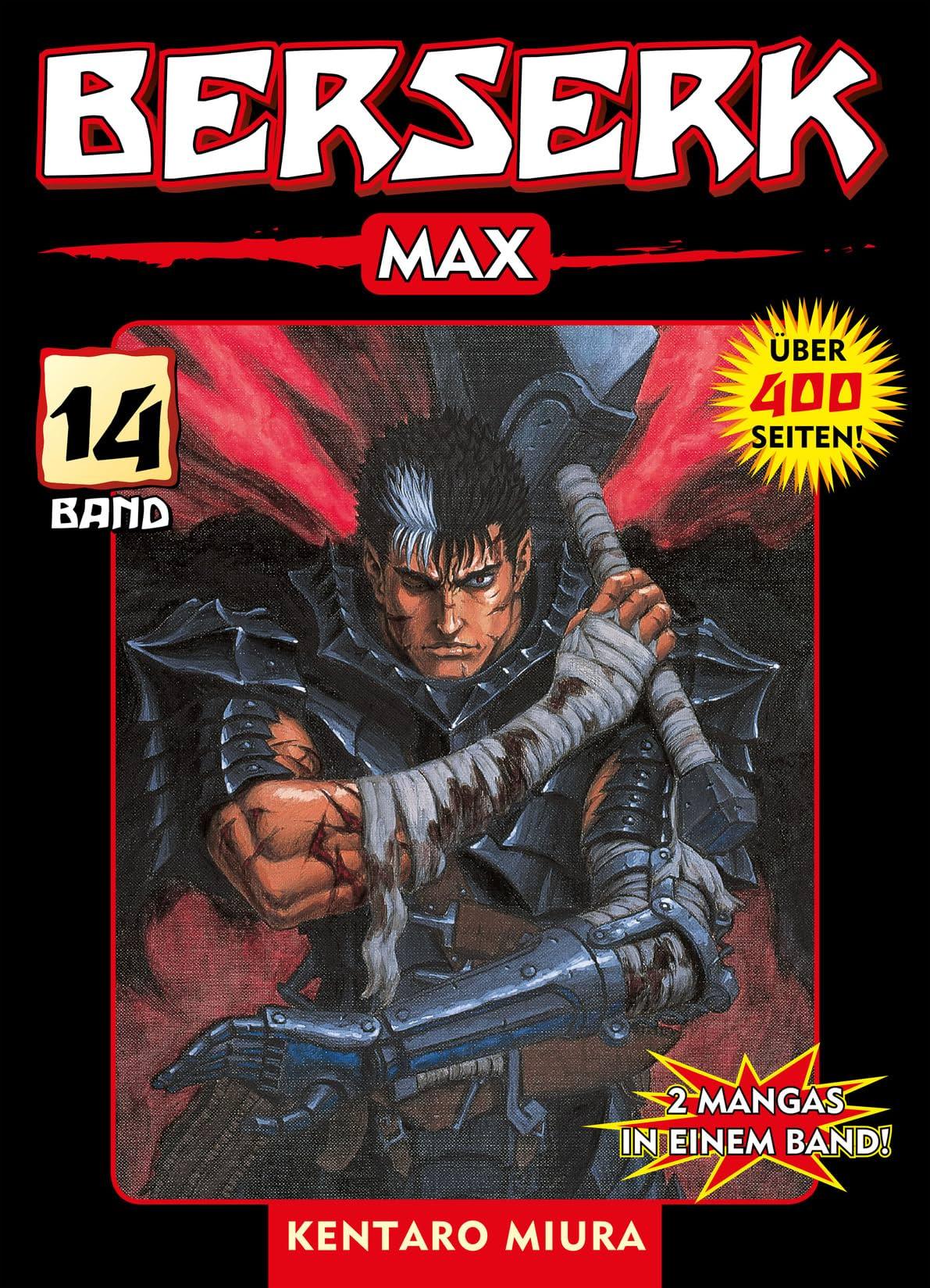 Berserk Max Vol. 14