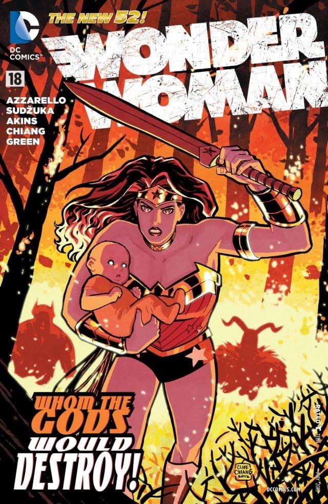 Wonder Woman (2011-2016) #18