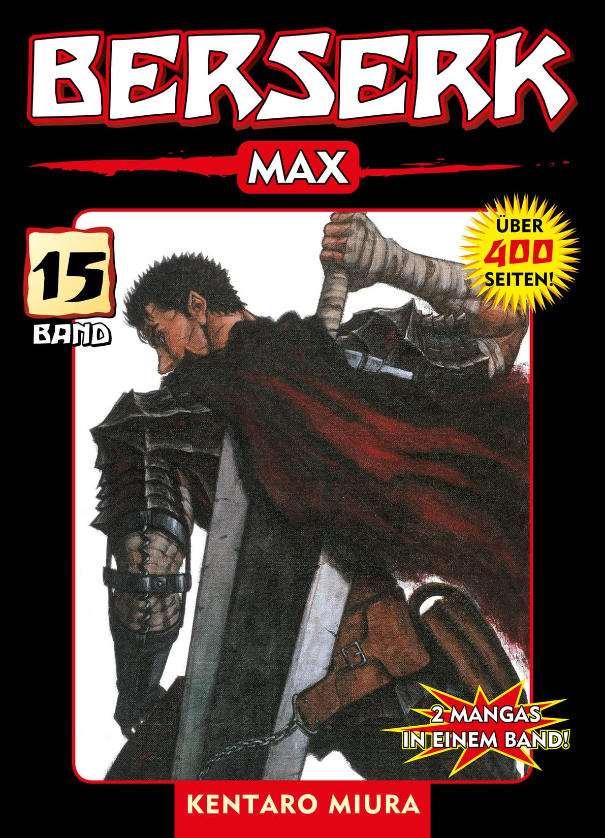 Berserk Max Vol. 15