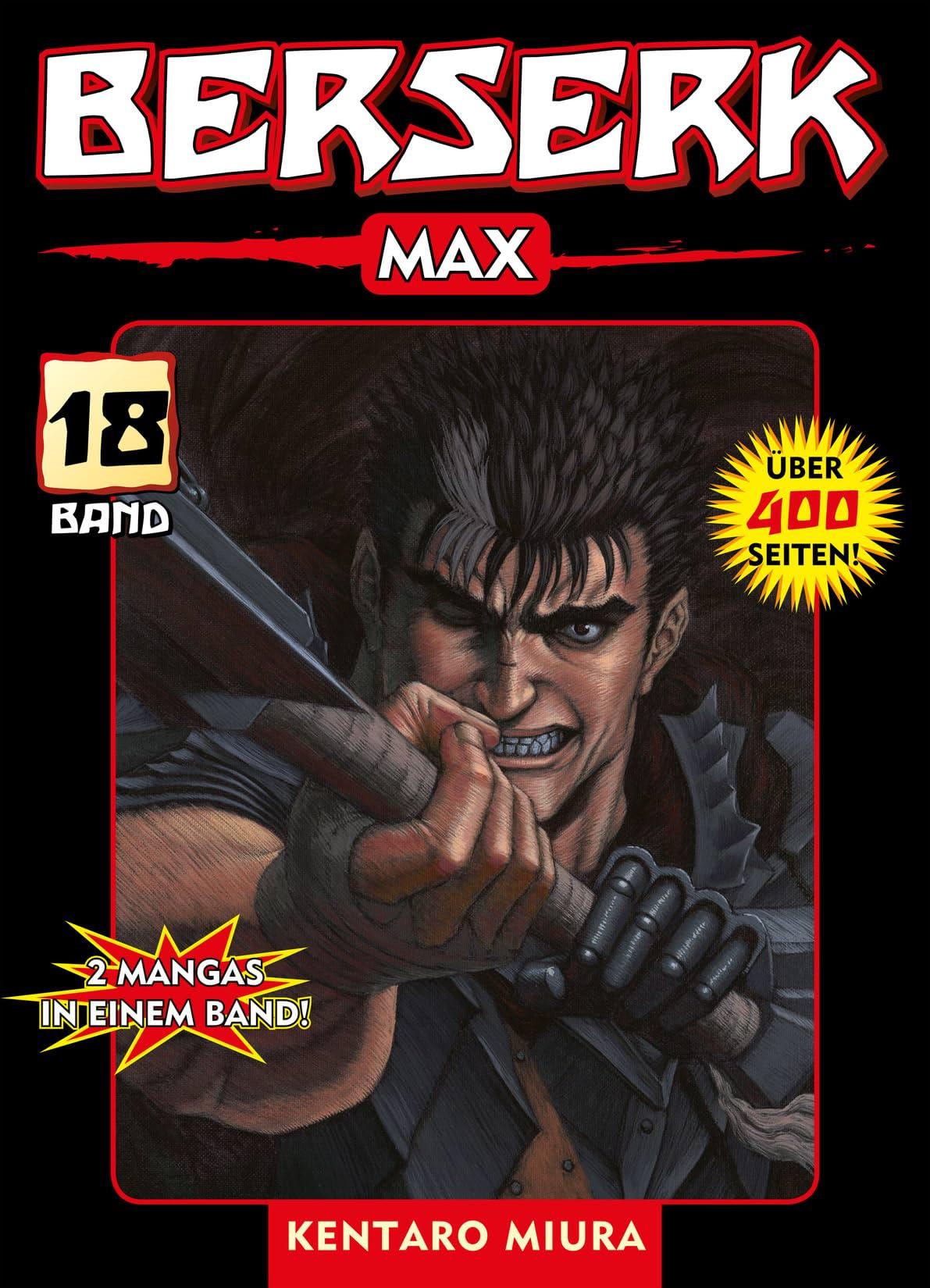 Berserk Max Vol. 18