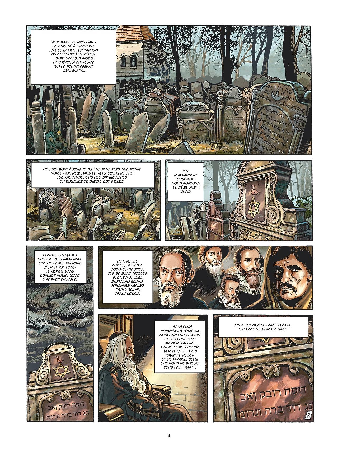 Le Kabbaliste de Prague Vol. 1