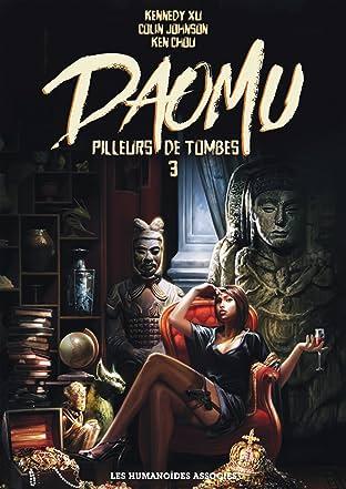 Daomu - Pilleurs de tombes Vol. 1: Chapitre 3