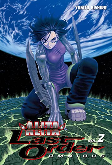 Battle Angel Alita: Last Order Omnibus Tome 2