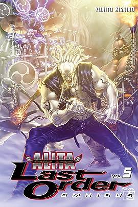 Battle Angel Alita: Last Order Omnibus Vol. 5