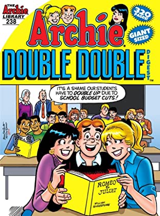 Archie Double Digest #238