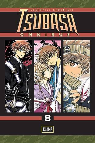 Tsubasa Omnibus Vol. 8