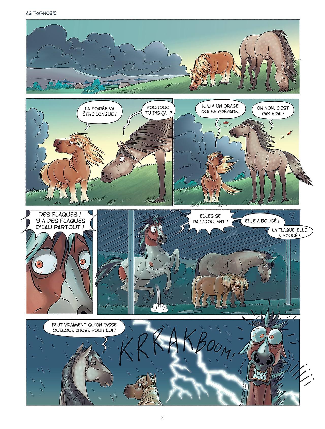 À cheval ! Vol. 2: Qui s'y frotte s'hippique !