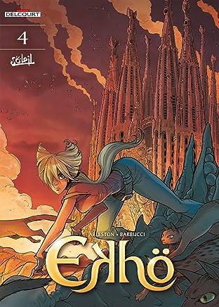 Ekho Tome 4: Barcelona