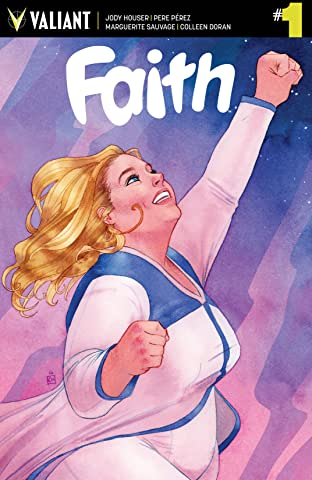 Faith (2016) #1: Digital Exclusives Edition