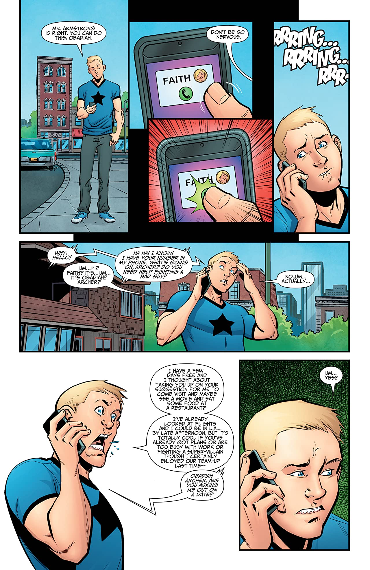 A&A: The Adventures of Archer & Armstrong #5: Digital Exclusives Edition