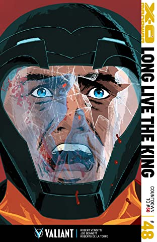 X-O Manowar (2012- ) #48: Digital Exclusives Edition
