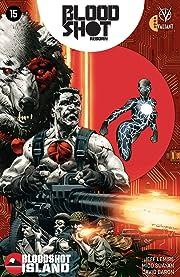 Bloodshot Reborn #15: Digital Exclusives Edition