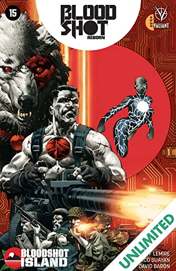 Bloodshot Reborn #15: Digital Exclusives Edition
