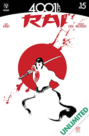 Rai (2014- ) #15: Digital Exclusives Edition