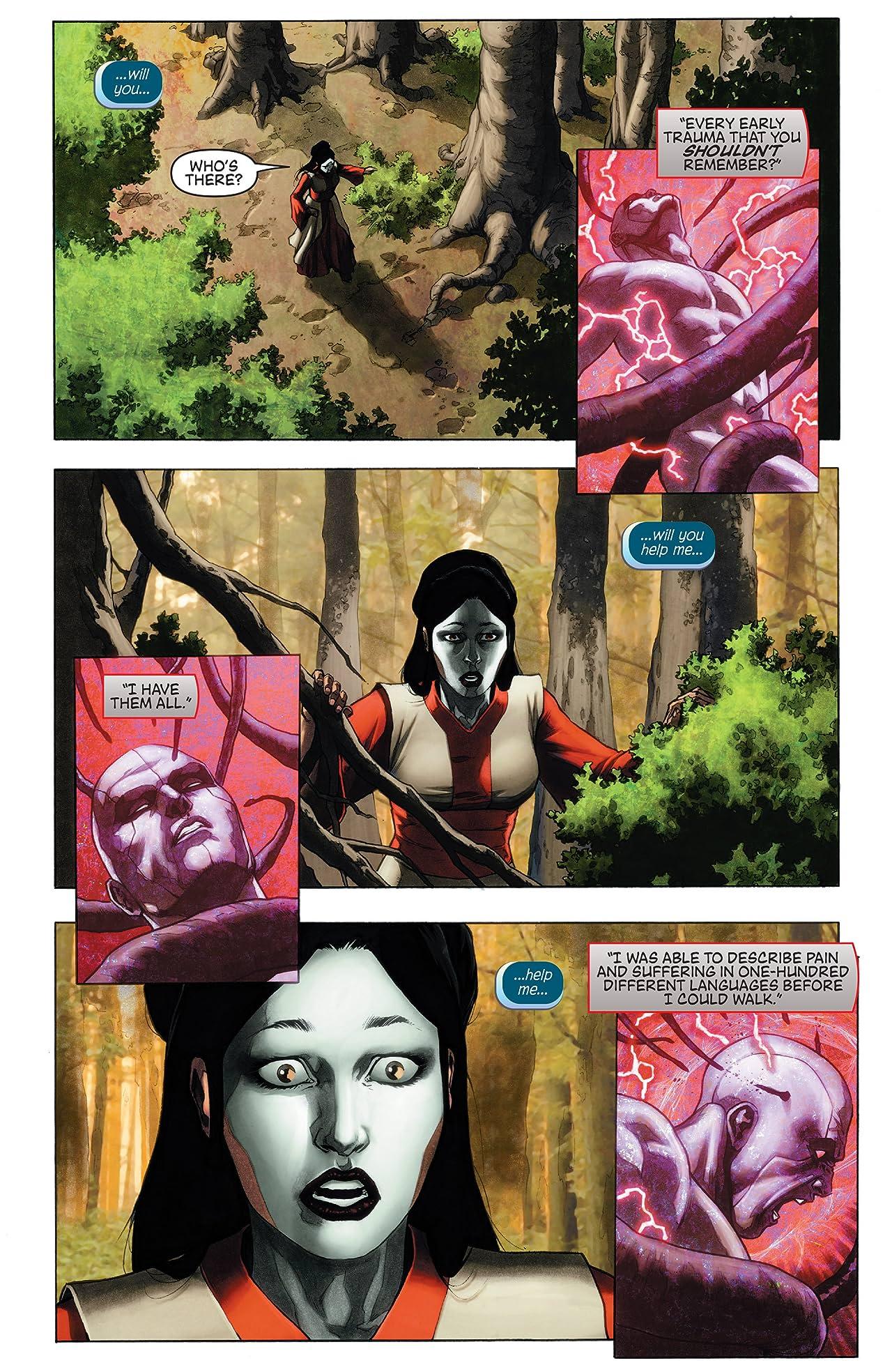 Rai (2014- ) #15: Digital Exclusives Edition