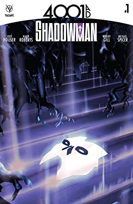 4001 A.D.: Shadowman #1: Digital Exclusives Edition