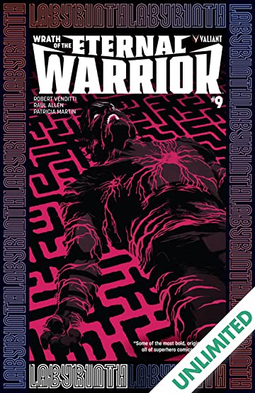 Wrath of the Eternal Warrior #9: Digital Exclusives Edition