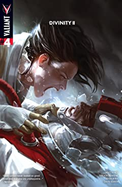 Divinity II #4: Digital Exclusives Edition
