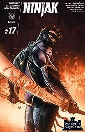 Ninjak (2015- ) #17: Digital Exclusives Edition
