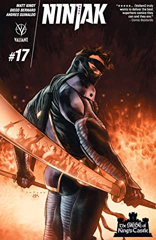 Ninjak (2015- ) No.17: Digital Exclusives Edition