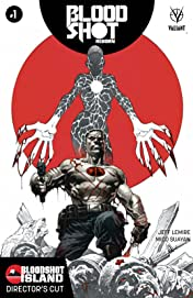 Bloodshot Reborn: Bloodshot Island - Director's Cut #1: Digital Exclusives Edition