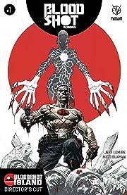 Bloodshot Reborn: Bloodshot Island - Director's Cut #1: Digital Exclusives Edition