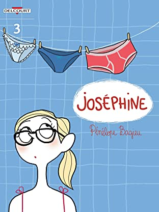 Josephine Vol. 3: Switching Sides