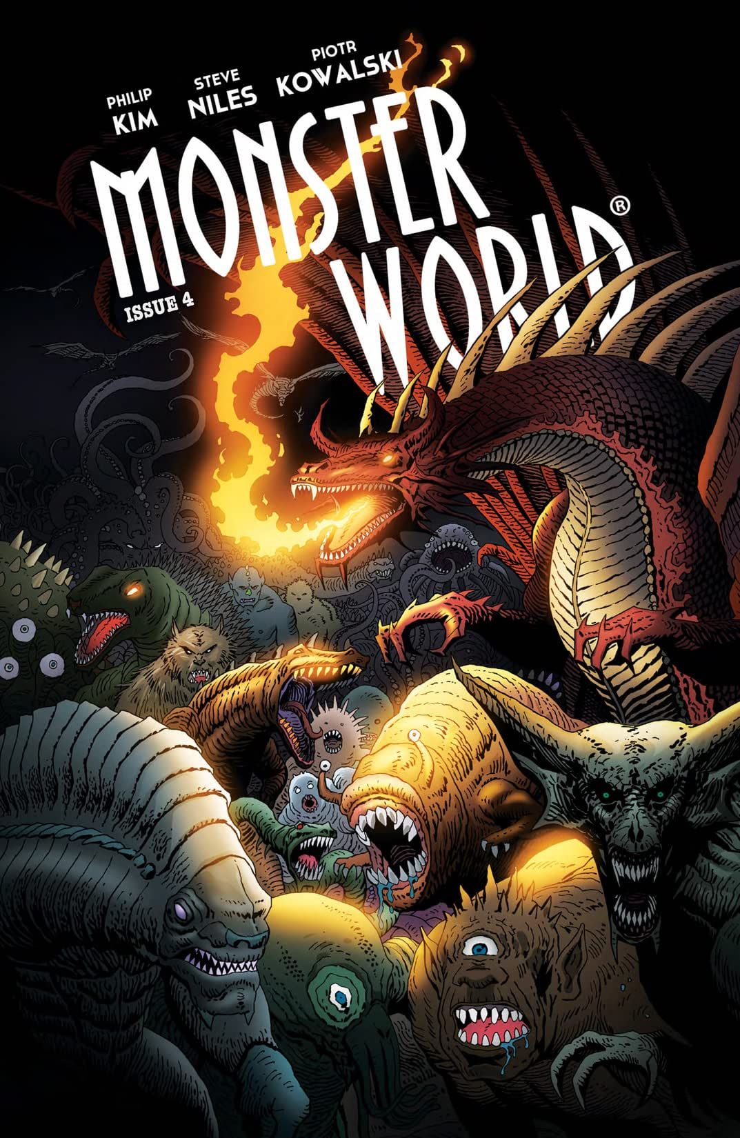 Monster World #4